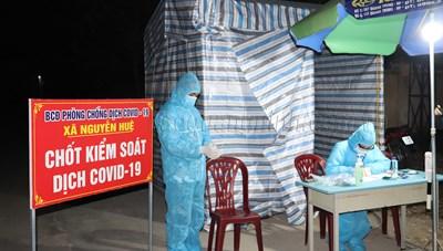 Quảng Ninh: Gỡ bỏ phong tỏa tạm thời đối với 9 xã, phường của TX Đông Triều