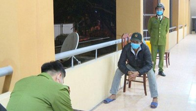 Quảng Ninh: Phát hiện 1 trường hợp trốn cách ly về địa phương