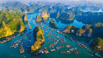 Hải Phòng: Dừng đón khách du lịch đến quần đảo Cát Bà từ ngày 18/2