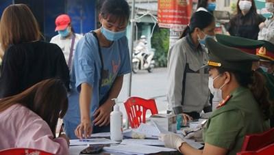 Hải Phòng: Phạt 10 triệu đồng trường hợp gian dối khai báo y tế
