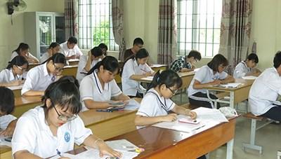 Hải Phòng: Đề xuất bỏ bài thi Tổ hợp vào lớp 10 công lập