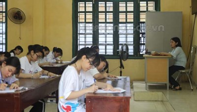 Hải Phòng: Đồng ý đề xuất chỉ thi 3 môn vào lớp 10 công lập
