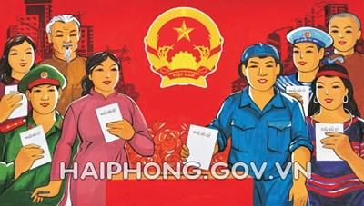 Hải Phòng: Họp trực tuyến chuẩn bị bầu cử đại biểu Quốc hội và HĐND các cấp nhiệm kỳ 2021 – 2026
