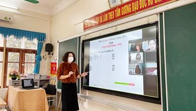 Quảng Ninh: Đảm bảo an toàn phòng chống dịch bệnh khi học sinh trở lại trường