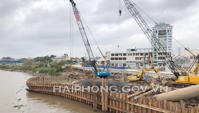 Hải Phòng: Đầu tư gần trăm cây cầu để mở rộng không gian đô thị