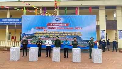 Quảng Ninh: Thanh niên xung kích, tình nguyện vì cuộc sống cộng đồng