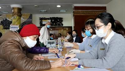 Quảng Ninh: Trả lương hưu, trợ cấp BHXH gộp 2 tháng