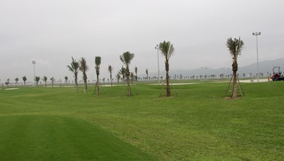 Quảng Ninh: Dự kiến 30/4 sẽ đưa sân golf Tuần Châu đi vào hoạt động