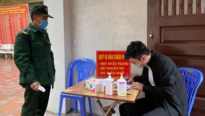 Quảng Ninh: Sau 25 ngày không phát hiện ca dương tính trong cộng đồng