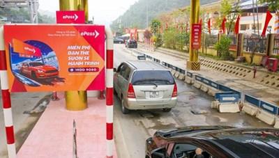Quảng Ninh: Cấp miễn phí thẻ thu phí đường bộ không dừng ePass từ 1/3 đến 25/3