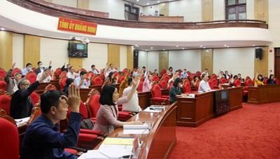 Quảng Ninh: 20 người ứng cử ĐBQH khóa XV