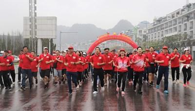 Quảng Ninh: Phát động 'Toàn dân rèn luyện thân thể theo gương Bác Hồ vĩ đại'