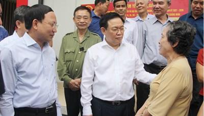 Phát huy cao nhất quyền làm chủ của nhân dân trong bầu cử