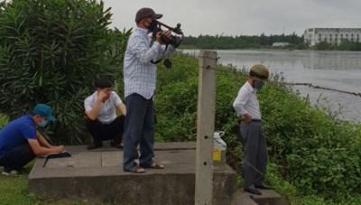 Hải Phòng: Truy tìm doanh nghiệp xả nước thải ra môi trường