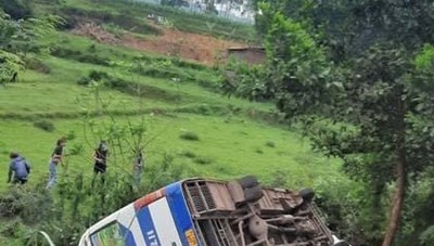 Quảng Ninh: Tai nạn giữa xe chở công nhân và xe máy khiến 1 người tử vong