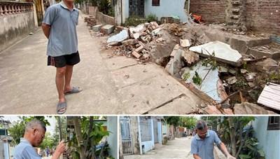 Quảng Ninh: Người dân Hạ Long hồ hởi hiến đất làm đường
