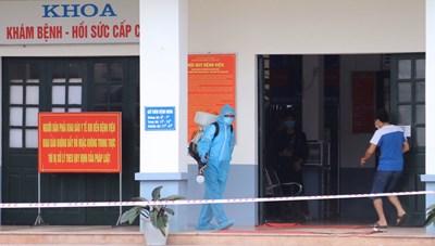 Lạng Sơn: Phong tỏa bệnh viện có ca nghi nhiễm Covid-19 từng đến điều trị