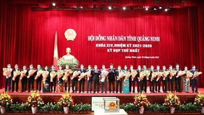 Quảng Ninh: Kiện toàn các chức danh HĐND và UBND tỉnh