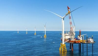 Tập đoàn Orsted (Đan Mạch) muốn đầu tư điện gió tại Hải Phòng
