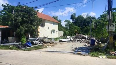 Vi phạm đất đai tại xã Vĩnh Trung (Quảng Ninh): Người nhà cán bộ không bị xử lý?