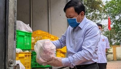 Hỗ trợ 2 triệu đồng/hộ dân Hải Phòng gặp khó ở TP Hồ Chí Minh