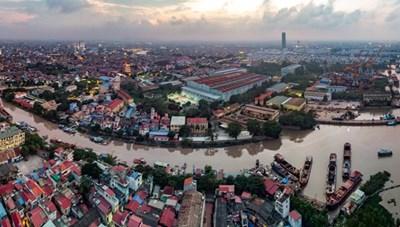 Hải Phòng: Đầu tư hơn 572 tỷ đề hoàn thành Dự án chỉnh trang sông Tam Bạc