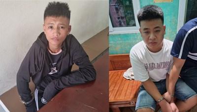 Quảng Ninh: Bắt khẩn cấp 2 đối tượng cướp hàng của Shipper