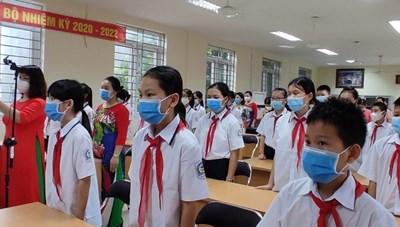 Hải Phòng: Khai giảng năm học mới đảm bảo an toàn phòng dịch
