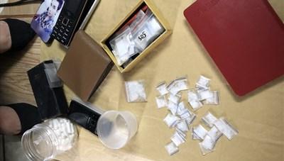 Hải Phòng: Bắt cựu Đại úy tổ chức mua bán ma túy