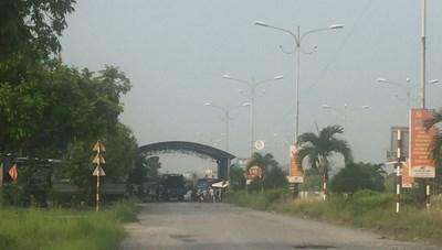 Quảng Ninh: Phương tiện vận chuyển hàng hóa được qua cầu Triều và cầu Đá Vách