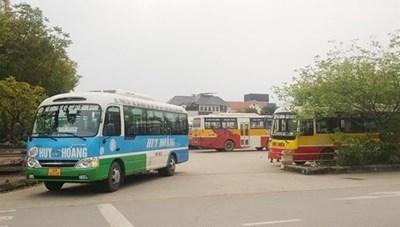 Hải Dương: Cho phép vận tải hành khách nội tỉnh trở lại hoạt động từ ngày 17/9