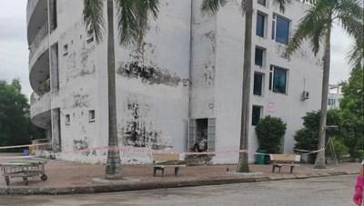 Hải Dương: Nam bệnh nhân tử vong bất thường tại nhà kho của Trung tâm Y tế