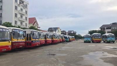 Hải Dương: Nhiều tuyến xe buýt phải dừng hoạt động do vắng khách