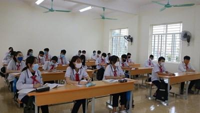 Hải Phòng: Xét nghiệm xác suất 5% học sinh các cấp học