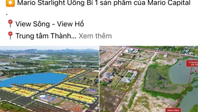 Quảng Ninh: Chủ đầu tư lên tiếng về các giao dịch trái phép tại dự án Mario Capital