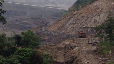 Tai nạn lao động tại khai trường than, 2 người tử vong tại chỗ