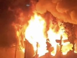 Hải Dương: Mâu thuẫn gia đình, 2 anh em chết cháy