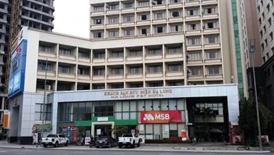 Quảng Ninh: Một khách sạn bị dừng tổ chức cách ly tập trung