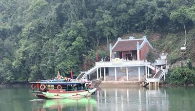 Quảng Ninh có 55 di tích quốc gia
