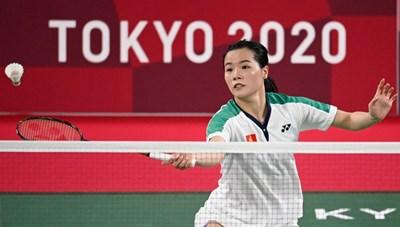 TTVN tại Olympic Tokyo: Nỗ lực hết mình