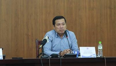 Trưởng ban trọng tài Dương Văn Hiền: 'Tôi chỉ là người chấp bút bản phân công trọng tài'