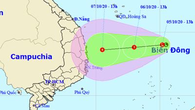 Miền Trung: Sẵn sàng ứng phó với mưa lớn kéo dài