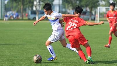 Xác định 8 đội vào Tứ kết, Vòng Chung kết U17 Cúp Quốc gia