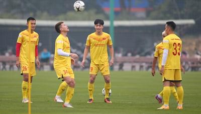 Quế Ngọc Hải: 'Chúng tôi tự quyết số phận của mình' tại vòng loại World Cup 2022