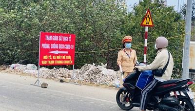 Người từ vùng dịch Đà Nẵng về Huế được cách ly 21 ngày, không cấm tuyệt đối