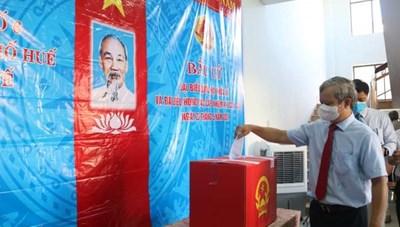 Thừa Thiên – Huế công bố danh sách 51 người trúng cử đại biểu HĐND tỉnh nhiệm kỳ 2021-2026