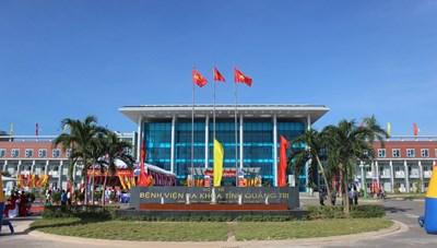 Dỡ bỏ phong tỏa tạm thời khu vực Bệnh viện đa khoa Quảng Trị