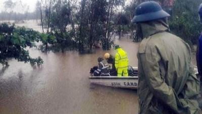 Thừa Thiên – Huế: Đi bắt chim trong đêm mưa lũ, một người mất tích