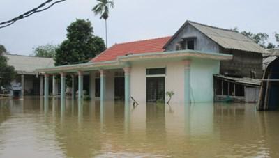 Thừa Thiên – Huế thành lập Sở Chỉ huy tiền phương ứng phó với mưa lũ