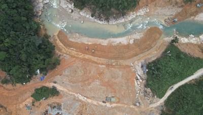 Toàn cảnh công tác tìm kiếm nạn nhân mất tích tại Thủy điện Rào Trăng 3